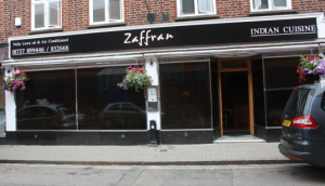 Zaffran Indian Restaurant