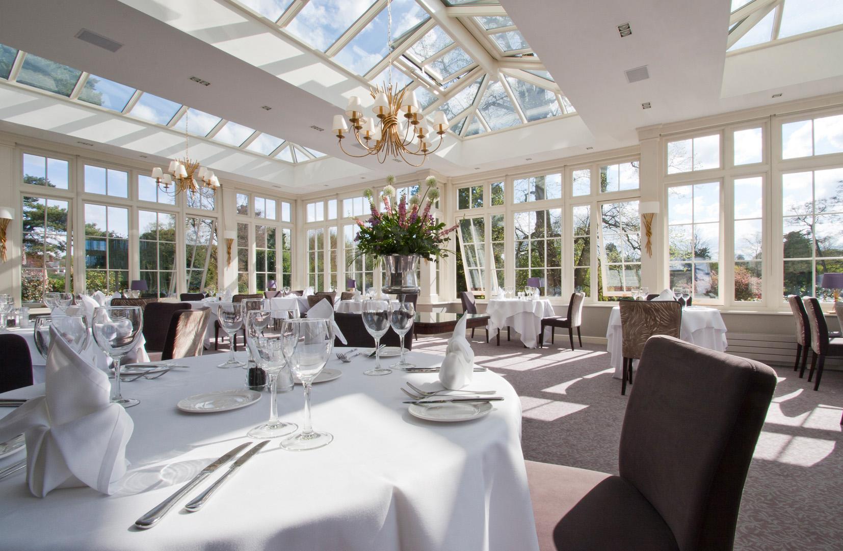 Lake Restaurant At St Michael S Manor Hotel