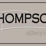 Thompson @ Darcy's