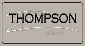 Thompson @ Darcy's