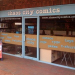 Chaos City Comics