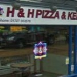 H & H • Pizza, Kebabs, Burgers
