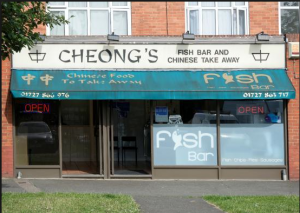 Cheong Chinese Take Away • Chinese