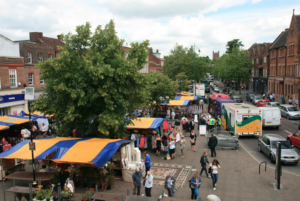 st albans market wednesday and Saturday