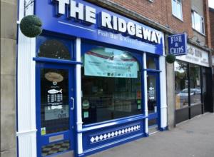The Ridgeway • Fish & Chips
