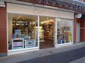 Cuthberts Toys