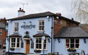 The White Hart Tap