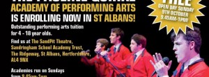 PQA St Albans Launch-Performing Arts Academy