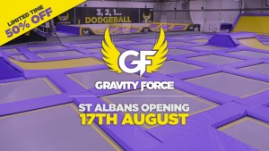 Gravity Force - Trampoline Park