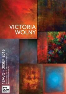 Russa, Wolny & Raspollini – Art Exhibition