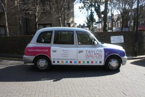 Taxi Advertising St Albans – The Media People