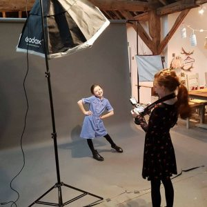 Harpenden StudiosKids Filming & Photography Workshops