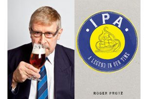 Tutored Real Ale Tasting with Roger Protz