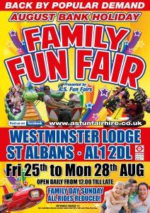 Family Fun Fair St Albans