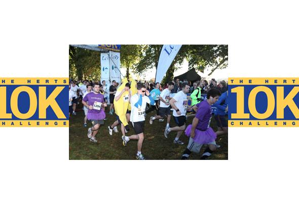 The Herts 10k Run