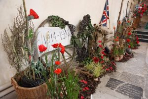 Poetry Recital: Remembrance