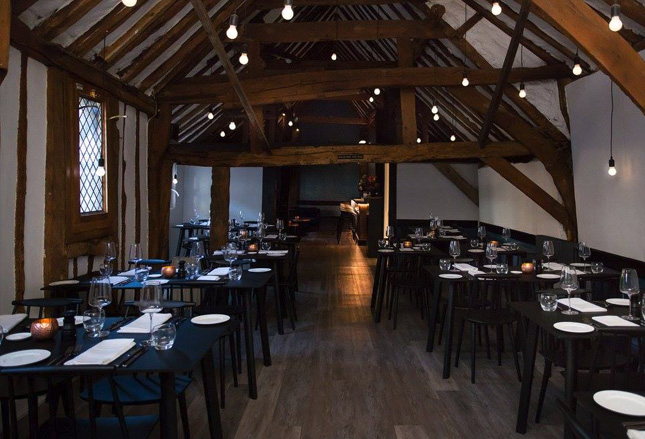Loft St Albans Restaurant