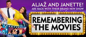 Remembering The Movies Tour 2019: Aljaz & Janette