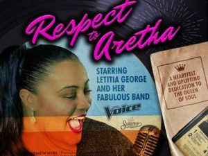 Respect To Aretha