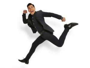 The Fast And The Curious: Russell Kane