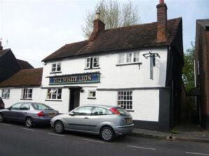 White Lion pub St Albans