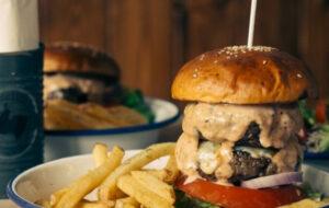 meating room burger st albans