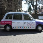 Taxi Advertising St Albans - The Media People