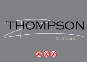thompson st albans restaurant fine dining