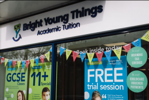 bright young things Chesham tuition