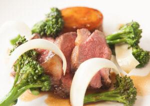 lamb roast dinner st albans thompson restaurant fine dining