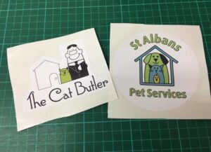 stickers printed st albans